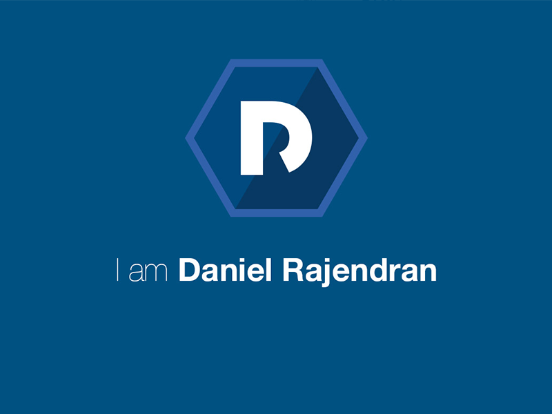 Designing Daniel - An exercise in personal branding